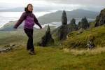 Ans bij The Old man of Storr